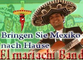 Mariachi Band, El mariachi in Hamburg, Hannover, Bremen
