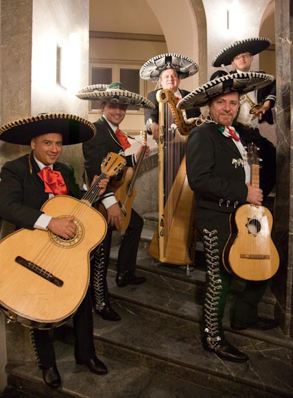 Gianni Ingravallo und Mariachi Band Hamburg